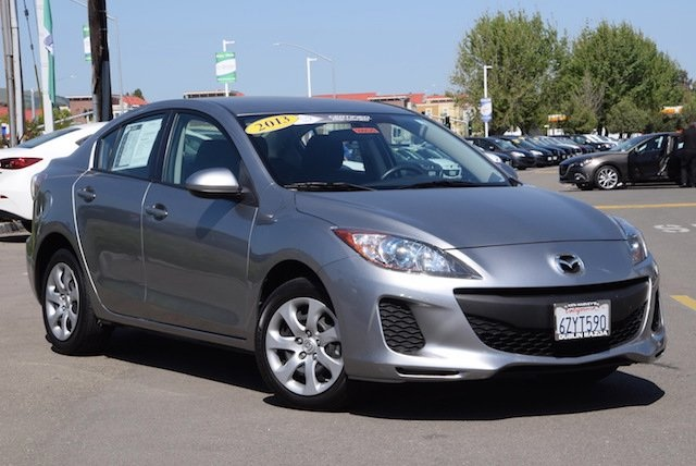certified pre owned 2013 mazda mazda3 i sport 4d sedan near san ramon 506629 dublin mazda. Black Bedroom Furniture Sets. Home Design Ideas