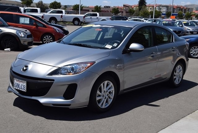 certified pre owned 2012 mazda mazda3 i grand touring 4d sedan near san ramon 506703 dublin mazda. Black Bedroom Furniture Sets. Home Design Ideas