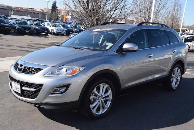 certified pre owned 2011 mazda cx 9 grand touring 4d sport utility near san ramon 506503. Black Bedroom Furniture Sets. Home Design Ideas